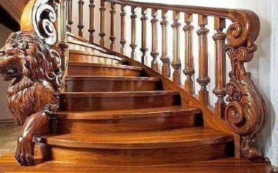 ahsap merdiven - cnc ahşap - simge ahsap (1)